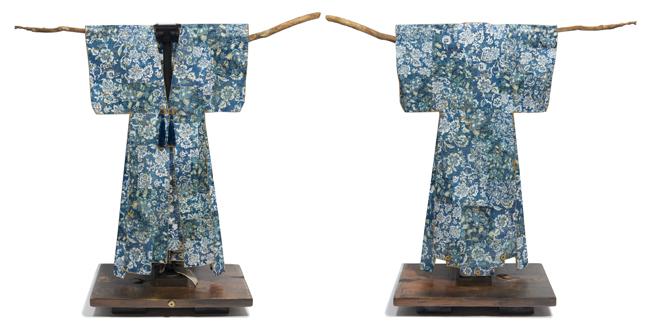 The Silk Road<br>Sasei Indigo Furawa<br>(Re-Birth Indigo Flower)