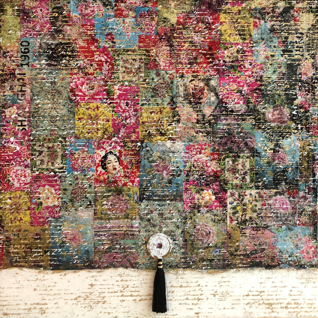 The Silk Road  Spring 1960<br>My Flower Diary<br>My Name is Meï