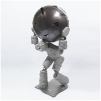 Atlas 34<br>(Concrete, Stainless Steel)