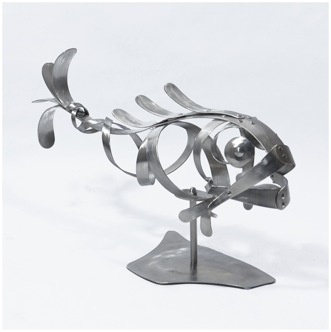 Poisson 8<br>(Stainless steel)