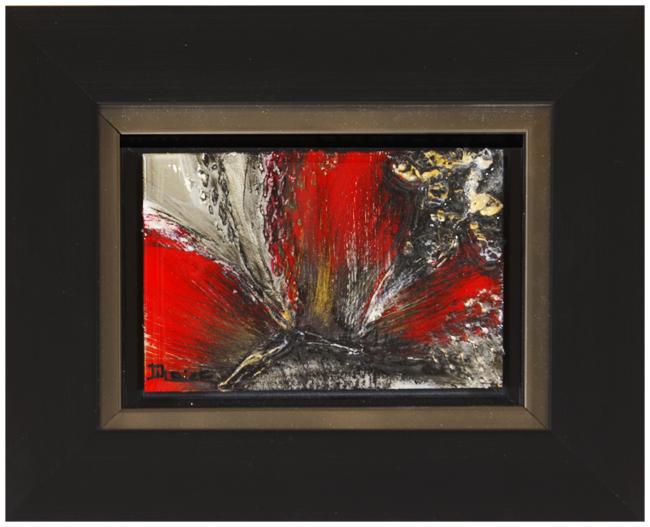 Floral 208<br>Framed