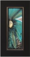 Phénix 81<br>(Ocher agate)<br>Framed