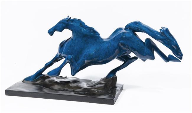 Spirit<br>(Antique blue)<br>3 of 50