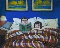 Lecture au lit