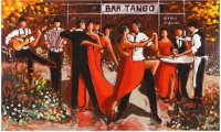 Bar Tango en fête