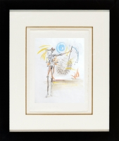 La Vénus à la Fourrure Vignette<br>L'Amour et la Mort