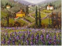 Lavender in Toscane